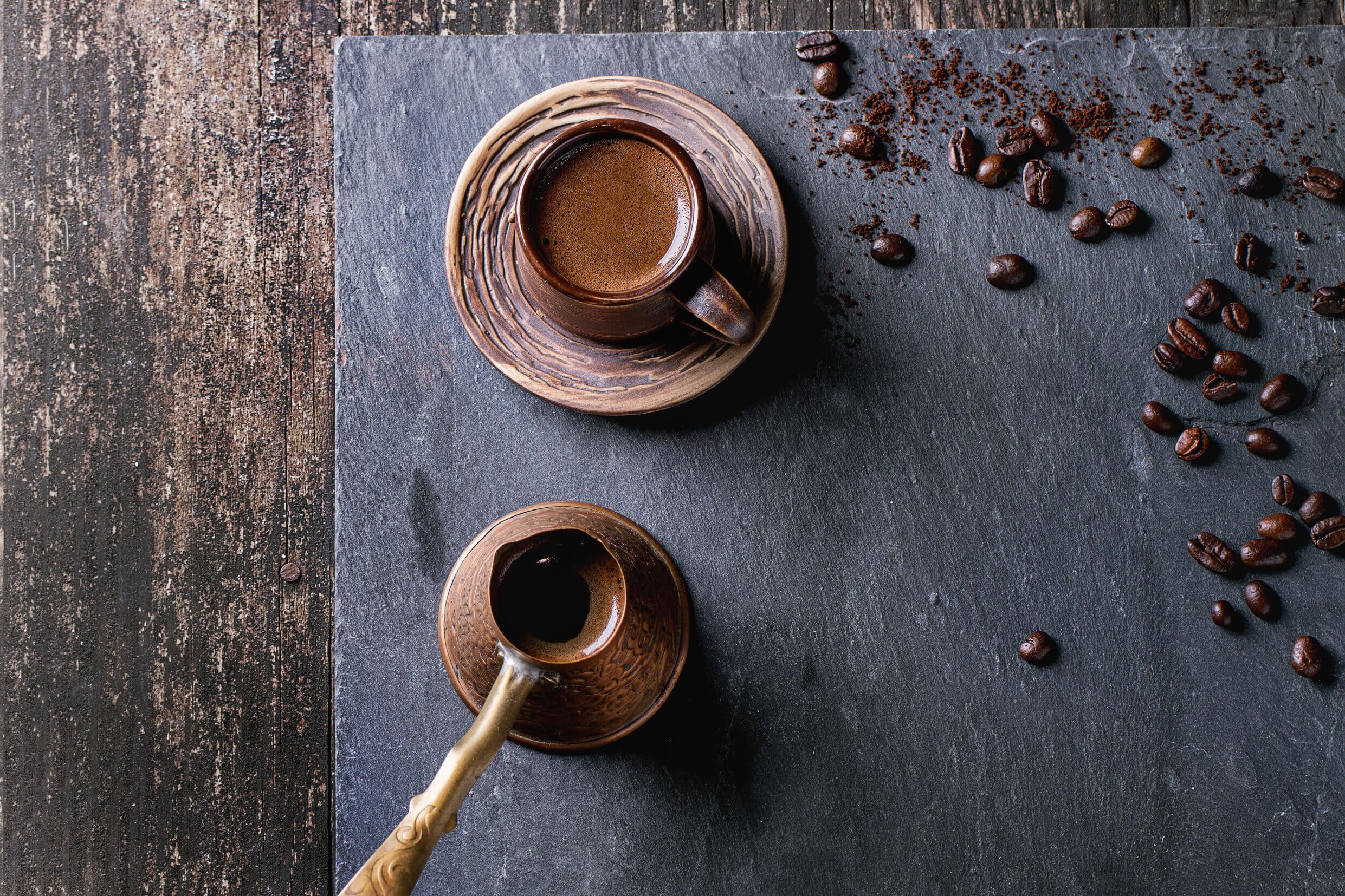 как да намалим кофеинът