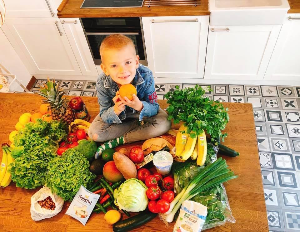 лука зеленчуци